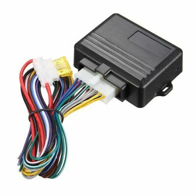 Universal Automatic 4-door Car Power Window Closer Module Security System Kit