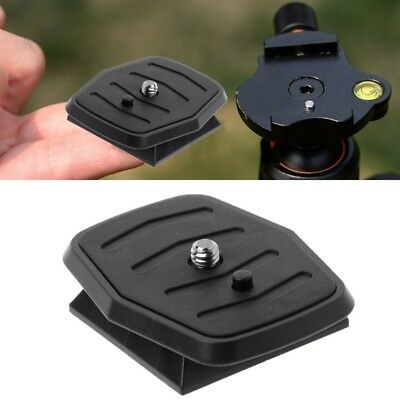 Quick Release Plate Tripod Monopod Head Screw Adapter Mount For Sony Camera New