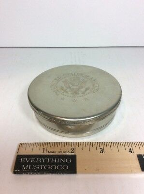 *** 3 Star Salisbury Pewter Jewelry Box Trinket Case Images Of America Us Seal
