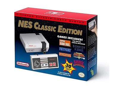 Nintendo Entertainment System: NES Classic Edition USA  Brand NEW