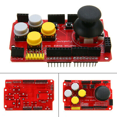 Gamepads JoyStick Keypad Shield For Arduino nRF24L01 Keyboard Mouse Function Fun