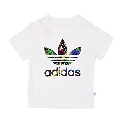 Adidas Originals infant baby girls T-Shirt