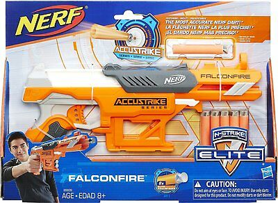 Nerf N Strike Elite Accu Series Falconfire Blaster [Ages 4+] *BRAND NEW*