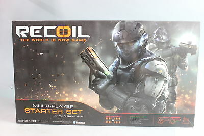 New Recoil Starter Set GPS Enabled Smartphone-Powered Laser Combat Multiplayer