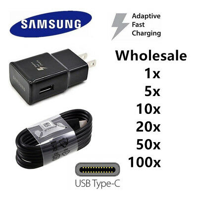 OEM Original Samsung Galaxy S9 S9Plus S8 Fast Adaptive walll charger Wholesale