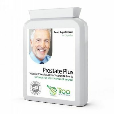 Prostate Plus 60 Capsules - Advanced Supplement to Support Prostate Health