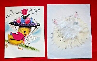 Vintage greeting cards 1940s 1950s easter greetingcat vintage greeting cards 1940s 1950s easter greetingcat m4hsunfo