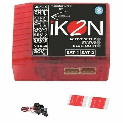 iKON IKON2 Flybarless System with Integrated Bluetooth Module iKON2002