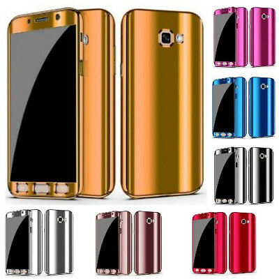 various colors 3ee70 43ba5 T-MOBILE FULL BODY 360 Degree PC Front And Back Case For Samsung ...