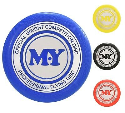 Pro Competition 180g Weighted Frisbee Flying Disc Ring Garden Beach Outdoor Toy