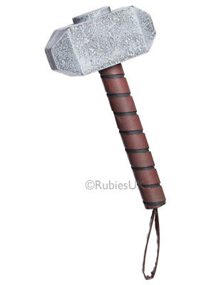 Adult Toy Thor War Hammer The Avengers Initiative Assemble Viking Gladiator