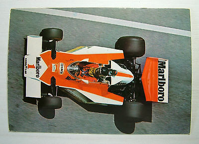 1977 Formula 1 James Hunt Mclaren Monte Carlo