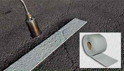 White Line Road Marking Tape Painted Parking 10m X 100mm REFLECTIVE Torch-On
