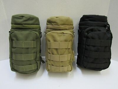 6519a2231cf6 New Condor MA40 Modular MOLLE Hydration Carrier H2O Water Bottle Tactical  Pouch