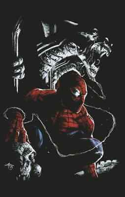 Amazing Spiderman 801 Comicxposure Gabe Dell Otto Virgin Variant Pre-Sale 7/25