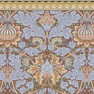 Dollhouse 1:12 Scale Wallpaper - William Morris St. James Wall