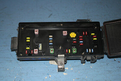 2007 DODGE RAM 1500 4X4 TIPM Totally Integrated Power Module Fuse Box  04692117