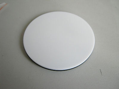 80mm black-white stage plate for wild stereo microscope