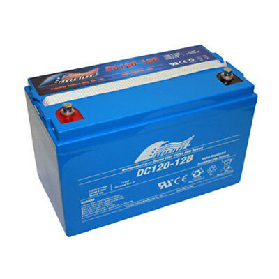 Fullriver 120AH 12V Deep Cycle AGM Battery