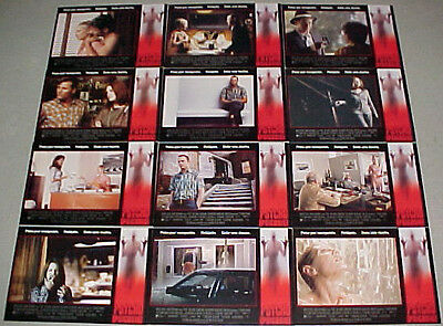 Vince Vaughn Psycho 1998 horror lobby card set 12 Julianne Moore Anne Heche