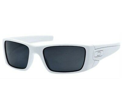 26274427d0 Oakley OO 9096-03 FUEL CELL Polished White Black Iridium Lens Mens  Sunglasses