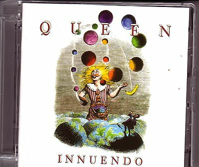 CD (NEU!) QUEEN Innuendo (dig.rem Show must go on I can't live without you mkmbh