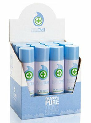 Puretane Butane - 12 Pack - 100% Authentic