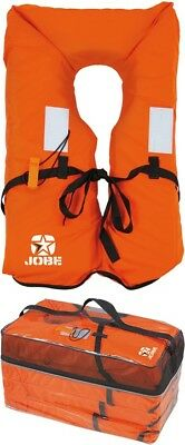 Jobe Easy Boating Life Jacket PFD Package, S-XL pack of 5. 49380