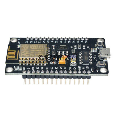 NodeMcu V3 Lua CH340G ESP8266 I/O Breakout Expansion/Development Board Module