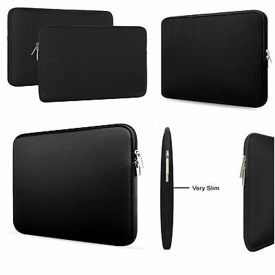 """Sleeve Bag Case Cover Pouch For LOGIK 9"""",10.1"""" & 11""""inch Portable DVD Player"""