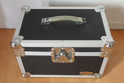 Rockcase RC 23220B Mikro Flight Case - Mikro Flight Case für 10 Mikros