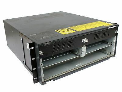 Cisco 7304 Router Chassis + 2x PSU 7300-PWR-AC