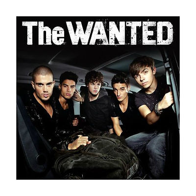 The Wanted - Wanted   (CD) .. FREE UK P+P ......................................