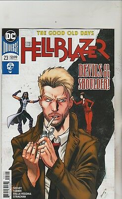 Dc Comics Hellblazer #23 August 2018 1St Print Nm