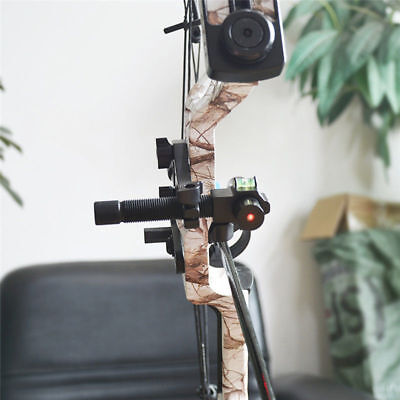 Red Laser Bore Sight For Archery Bow Left&Right Arrow Rest Tool Training Hunting