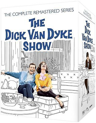 The Dick Van Dyke Show: The Complete Remastered Series (DVD,2015,25-Disc Set)