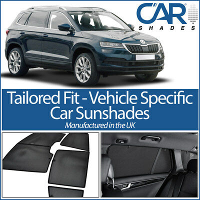 Skoda Karoq 5 Dr 2017> CAR WINDOW SUN SHADE BABY SEAT CHILD BOOSTER BLIND UV