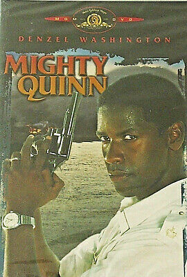 Dvd Sous Blister Mighty Quinn/Denzel Washington/Film Policier/Thriller 1989