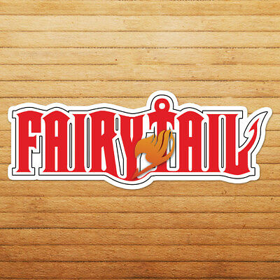 Fairy Tail Guild Logo Sticker Die Cut Decal for cell phone mobile 2x