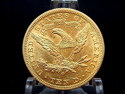 "1903 ""O"" $10 Gold Liberty Eagle ""Better Date"" East Coast Coin & Collectables Inc"