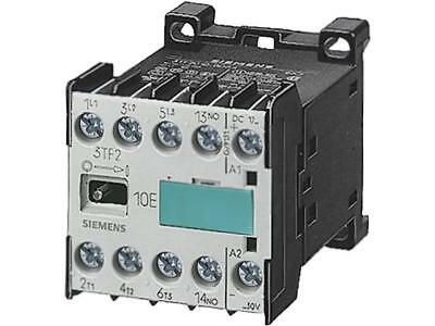 3TF2010-0AP0 Contactor3-pole Auxiliary contacts NO 230VAC 9A NO x3 DIN