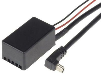 C0009 Automotive power supply USB mini plug 5V/1x2,1A 0.9m C0009-USB PER.PIC.