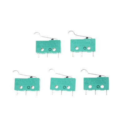 5x KW4-3Z-3 Micro Switch KW4 Limit Switch 3pin N/O N/C EC