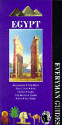 Egypt (Everyman Guides), unknown, Very Good Book