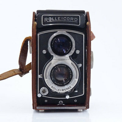 Rolliecord Modle Vb Type 2 TLR 120 Roll film Camera *EXCELLENT CONDITION*
