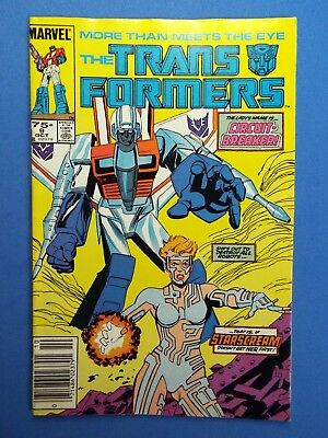 The Transformers comic Issue 9