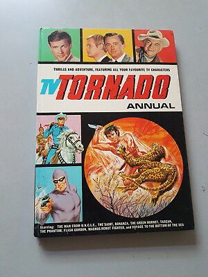 TV TORNADO ANNUAL - late 1960s
