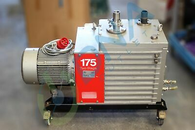 Edwards 175 Two Stage Vacuum Pump - E2M-175 & Warranty