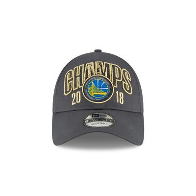 8391a567f6eb9 NEW GOLDEN STATE Warriors 9TWENTY 2018 NBA Finals Champs Locker Dad Cap Hat  -  23.55