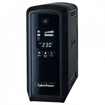 CyberPower PFC Sinewave Series 900VA/540W (10A) Tower UPS with LCD - (CP900EPFCL